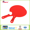 Red PP rackets toy paddle ball