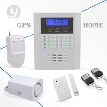 GSM / PSTN Wireless Wired Home Alarm Security Burglar System Auto Dial