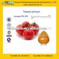 100% puro extrato de tomate 5% 10% licopeno