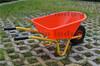 Children garden cart plastic kids wheelbarrow toy