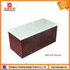 Retail shop wooden cloth display rack / shop fitting