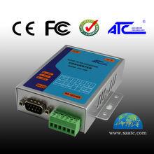 High Performance Serial To TCP/IP RJ45 Converter