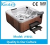 whirlpool massage spa equipment , hydro spa product outdoor spa