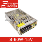 S-60W nice switch mode mode regulated power supply