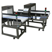 General Specification metal detector for chocolate.chocolate processing metal detector.