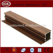 motorhome rv aluminum door frame extrusion