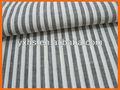 2014 popular cor de linho grosso tecido para o vestido e roupas