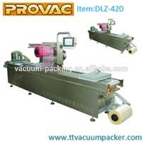 Automatic roast chicken vacuum packaging machine