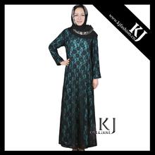 Kyle und Jane marokkanische abaya kleid für kommen Hadsch kj-wab8002