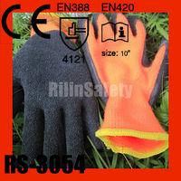 winter work glove,winter work glove EN388 CE certificate