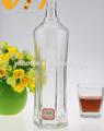 martini de vidrio botella de vidrio blanco de la botella de vidrio botella de vino