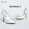 Rose bridal women wedding shoes with sparkle rhinstone