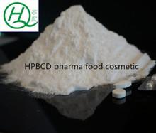Idrossipropil ciclodestrina beta di droghe sintetiche eccipiente solubilizzante Incorpora molecola, 128446-35- 5, HP- beta- cd hp beta dex