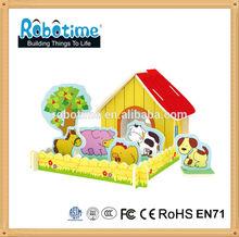 Farm kids animal toy