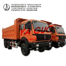 BEIBEN(NORTH BENZ)360-400HP 10WHEERLER 6X4 EURO 2 DUMP TRUCK(ND32600B41)
