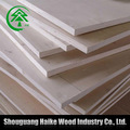 madera contrachapada comercial hoja
