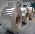 por inmersión en caliente de acero galvanizado de la bobina