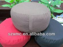 round medtation pillow ,cotton meditation pillow ,yoga meditation pillow