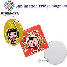 3D Sublimation Fridge Magnet ,Custom Fridge Magnet ,Diy Fridge Magnet