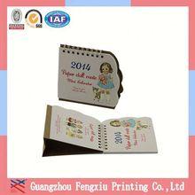 Customizable Stock Price Simple Material Table Calendar 2013