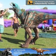 My-Dino barney dinosaur mascot costume for adult