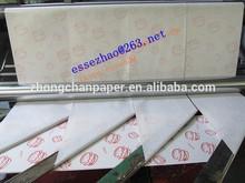 28-48gsm waterproof paper roll, food packaging paper sheet, FDA test paper and PE