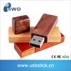 128M-64GB 2.0 speed usb long stick wooden promotional usb sticks, usb storage device,