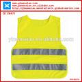 2014 venda quente de alta visibilidade de segurança moda roupa dos miúdos com alta de fita reflexiva reunião EN471