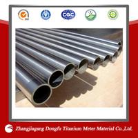 industrial seamless titanium pipe &tube/price per pound of titanium