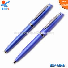 Blue famous brand pens