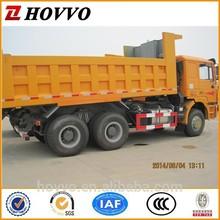 6x4 Sand tipper truck rear dump optional