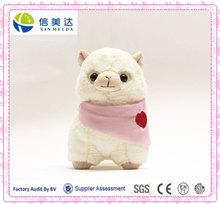 Hot selling alpaca stuffed animal