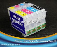 LIFEI T2521-T2524 refillalble ink cartridge for Epson WF-3640 WF-3620 WF-7620 WF-7610