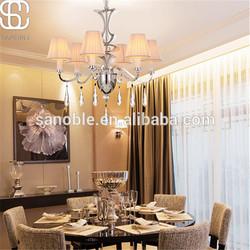 2013 modern luxury energy saving modern pendant lamp