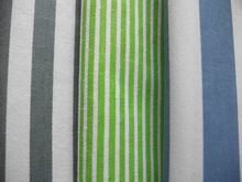 c 20*20 100*50 57/58inch fabric cotton blue and white striped