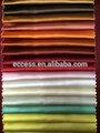 tecido de poliéster liso para o sofá e cortina e almofada e tampa da cadeira tecido