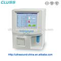 Ce aprovado analisador automático de hematologia para uso veterinário cls-ba03vet