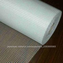 leno woven alkali resistant fiberglass mesh mosaic tile mesh netting