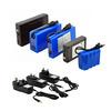 2014 New design solar energy storage battery 12v rechargeable long life 12V 18650 li-ion batteries pack