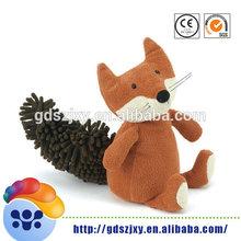 hot sale toys The squirrel stuffed cute plush toys
