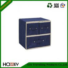 Custom color and size Eco-friendly premium storage box nail polish