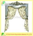 2014 el último diseño de la sala de cortinas y cenefas