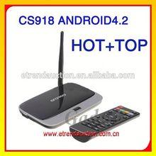 Dual Core AML8726-MX DVB-T2 Smart TV Box