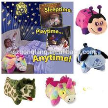 Kids Dream Star Lamps Sleep Animal Sky Projector happy kid toy