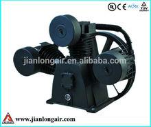 Single stage Air Compressor head JL3095 10HP piston type air compressor pump