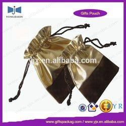best sell fashion cheap custom jewelry velvet pouch