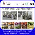 frutas y vegetales papasfritas freidoras de vacío equipo de procesamiento