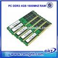 Alto quanlity de memoria ddr3 ram 1066/1333mhz 4gb