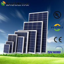 Bluesun pv solar panel price 250w with factory price and best quality