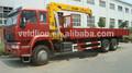 6x4 10 toneladas grúa mitsubishi fuso camión grúa
